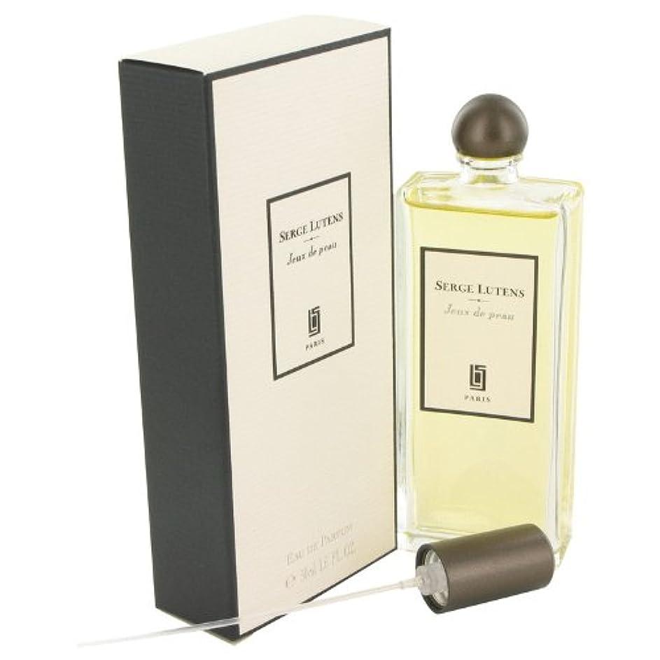 あいまいさ攻撃的圧縮するJeux De Peau Eau De Parfum Spray (unisex) By Serge Lutens