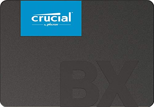 【Amazon.co.jp 限定】Crucial SSD 240GB BX500 内蔵2.5インチ 7mm (FFPパッケージ) CT240BX500SSD1Z