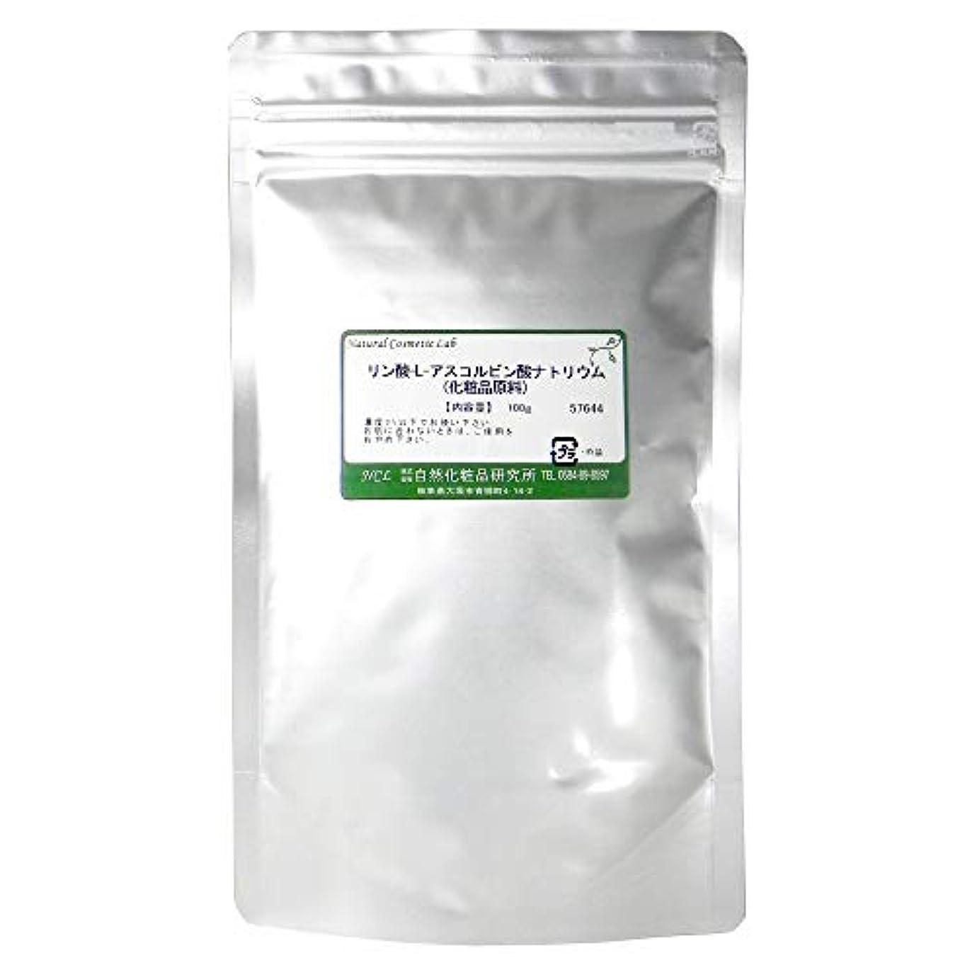 時代遅れどう?ラボビタミンC誘導体 リン酸-L-アスコルビン酸ナトリウム 化粧品原料 100g
