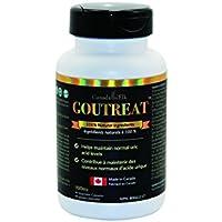 海外直送品:痛風・高尿酸血症に効く保健食品/カナダ産/天然植物抽出