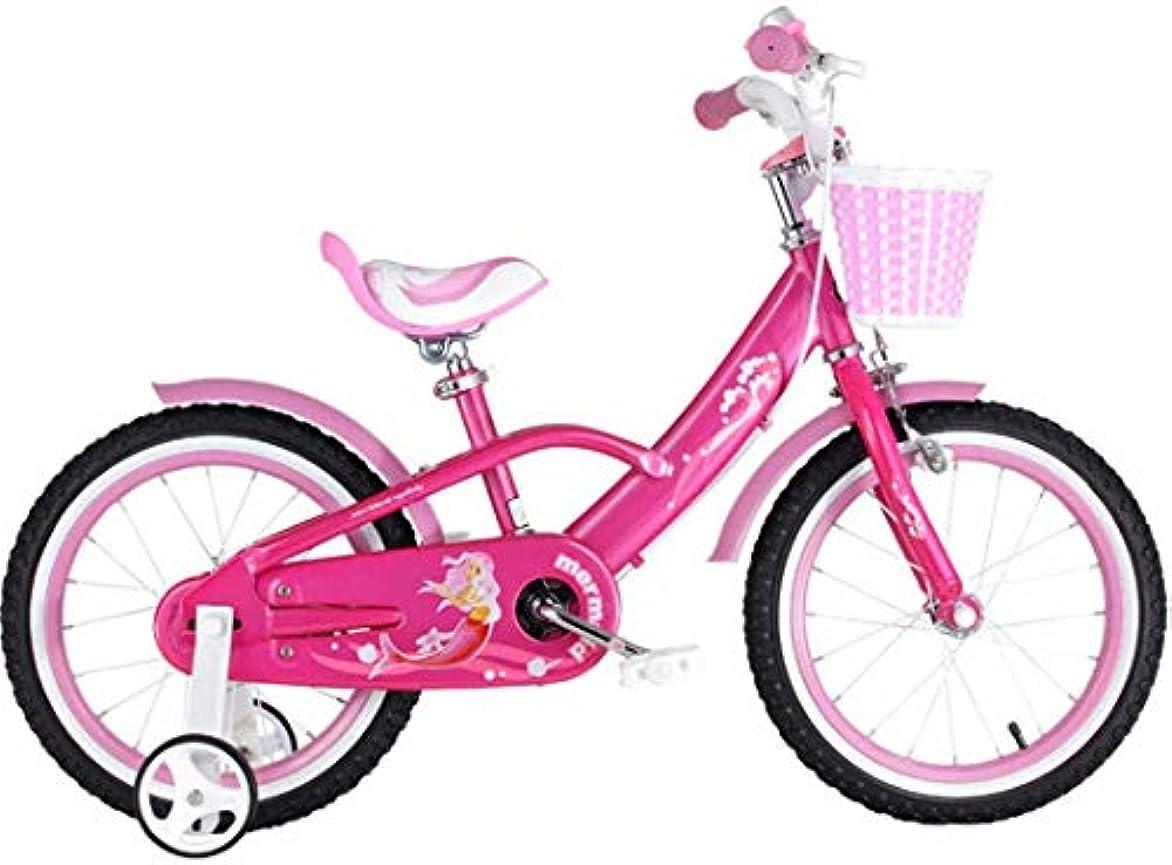 預言者合図評価する男の子と女の子のためのトレーニングホイール自転車高炭素鋼と子供の安全自転車