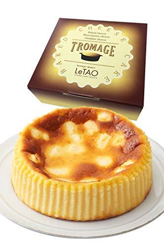 LeTAO(ルタオ) ベイクド チーズケーキ トロマージュ 4号