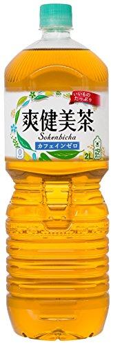 [2CS] コカ・コーラ 爽健美茶 お茶 ペットボトル (2L×6本)×2箱