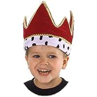 elopeChild's Red King Crown Costume Hat おもちゃ [並行輸入品]