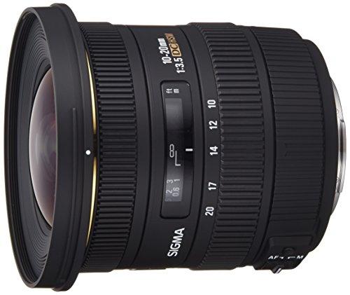 SIGMA 超広角ズームレンズ 10-20mm F3.5 EX DC HSM ソニー用 APS-C専用 202620