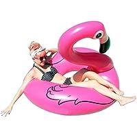 SNSで話題!フラミンゴフロート 120cm サイズ!フラミンゴ 浮き輪 クリスマス の飾りに!ビッグサイズ 浮き輪 ボヘミアン 白鳥 浮き輪