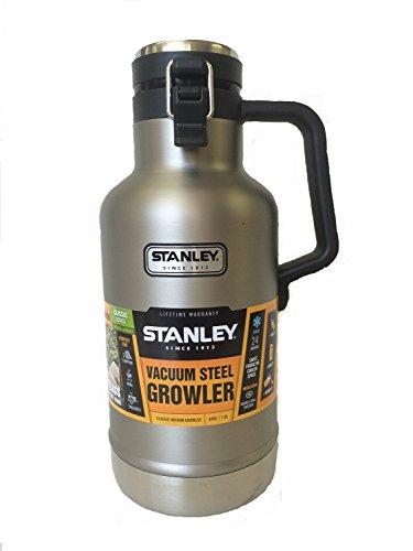 STANLEY/スタンレー 真空断熱ボトル グロウラー 1.89L シルバー