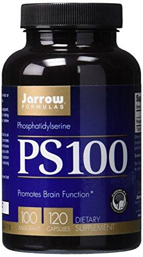 ホスファチジルセリンサプリメント 120カプセル 【並行輸入品】 Jarrow Formulas Phosphatidyl Serine 海外直送品