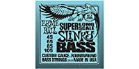ERNIEBALL アーニーボール ベース弦 SUPER LONG SCALE SLINKY BASS