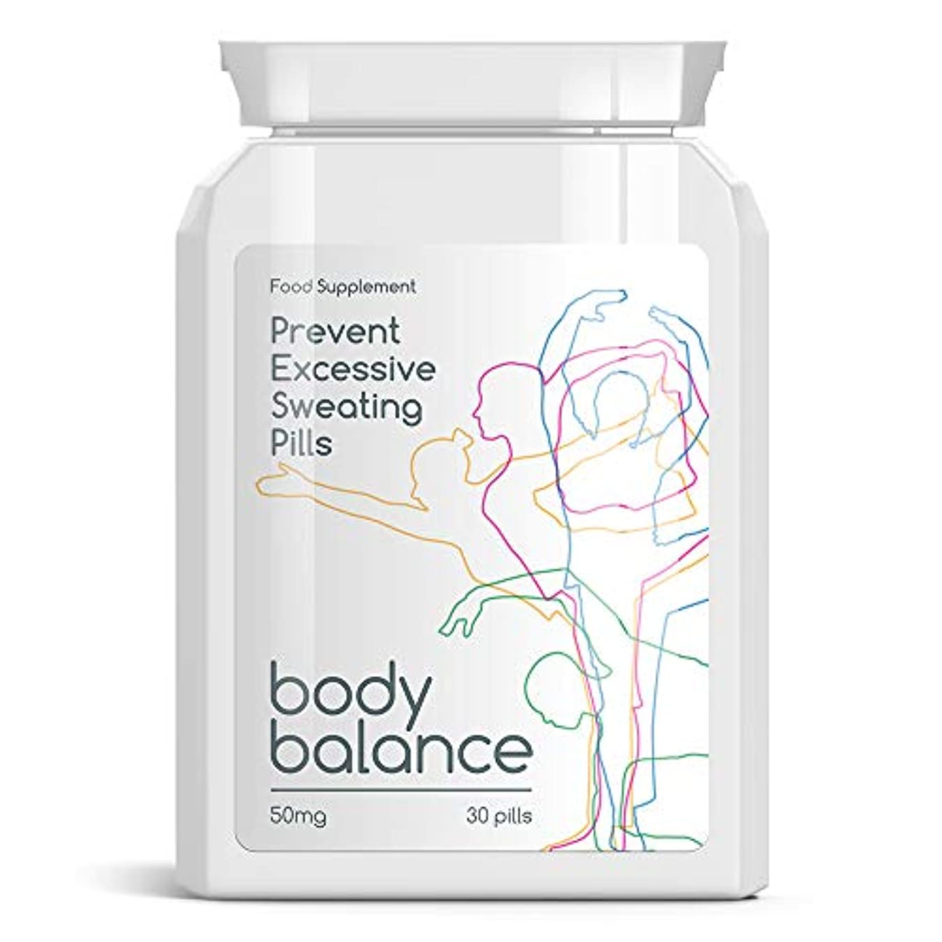 ピラミッド買い物に行く現れるBODY BALANCE防ぐ過度の発汗薬ANTI - SWEAT Bodibaransu fusegu kado no hakkan-yaku ANTI - sū~etto