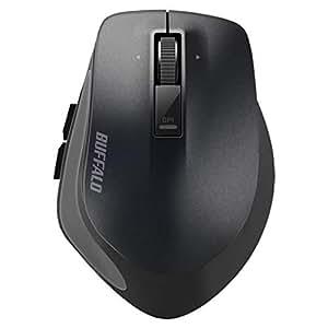 バッファロー BSMBB500MBK プレミアムフィットマウス Mサイズ ブラック