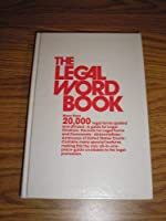 The Legal Word Book