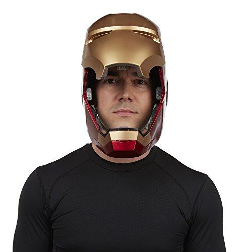 『ハズブロレプリカ マーベル・レジェンド / アイアンマン エレクトロニック ヘルメット』の5枚目の画像