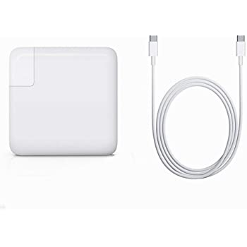 BOLWEO 87W USB C 充電器 Type C 電源アダプタ MacBook Pro 15 inch 2016 対応 電源アダプター AC充電器 電源 ACアダプター