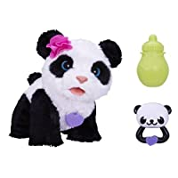 FurReal Friends Pom Pom My Baby Panda Pet [並行輸入品]