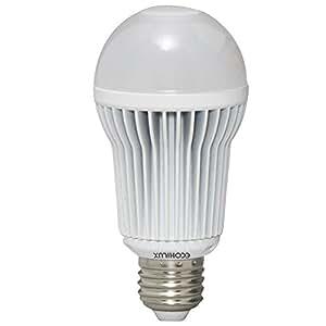 アイリスオーヤマ LED電球 E26口金 20W形相当 電球色 下方向タイプ 人感センサー エコハイルクス LDA6LHS