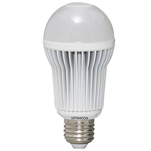 アイリスオーヤマ LED電球 口金直径26mm 20W形相当 電球色 下方向タイプ 人感センサー エコハイルクス LDA6LHS