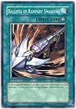 Yu-Gi-Oh! - Ballista of Rampart Smashing (DR3-EN106) - Dark Revelations 3 - Unlimited Edition - Common