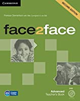 face2face (2nd edition). Teacher's Book with DVD: Advanced - Second Edition