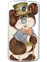ネクサス6 ケース カバー Nexus6 Yモバイル キャラクター ポップイニシャルR