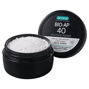 Dr.オーラル ホワイトニングパウダー 26g 天然アパタイト40% 配合
