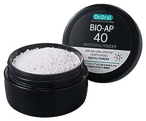 Dr.オーラル ホワイトニングパウダー 26g 天然アパタイト40%配合