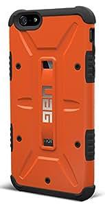 【日本正規代理店品】URBAN ARMOR GEAR iPhone 6 Plus (5.5インチ)用コンポジットケース オレンジ UAG-IPH6PLS-RST