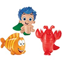 Bubble Guppies Gil, Mr. Grouper, Lobster Bath Squirters