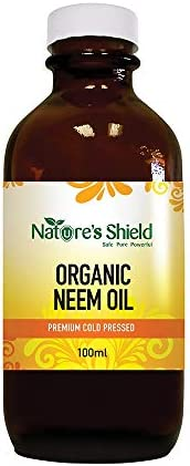 Nature's Shield Organic Neem Oil 100ml, 100 millili