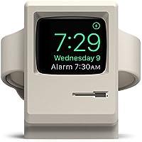 elago W3 STAND Apple Watch 充電 スタンド Series 3/Series 2/series 1 対応 シリコン スタンド [ アップルウォッチ 38mm/42mm 各種対応 ] クラシックホワイト
