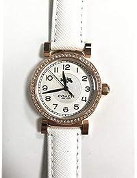 18c203da9c28 COACH 14502398 MADISON 32mm SS コーチ マディソン ローズゴールド レディース ウォッチ 腕時計 時計
