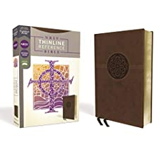 NRSV Thinline Reference Bible [Brown]