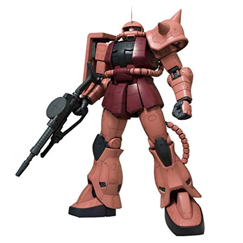 MEGA SIZE MODEL 機動戦士ガンダム MS-06S シャア?アズナブル専用ザクII 1/48スケール 色分け済みプラモデル