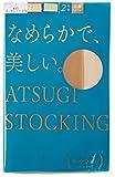 (アツギ)ATSUGI [アツギ]ATSUGI STOCKING(アツギ ストッキング) なめらかで、美しい。 お腹ゆったりJJサイズ 〈2足組〉  ウィメンズ FP98002P  ヌーディベージュ JJM~L (日本サイズ3L相当)