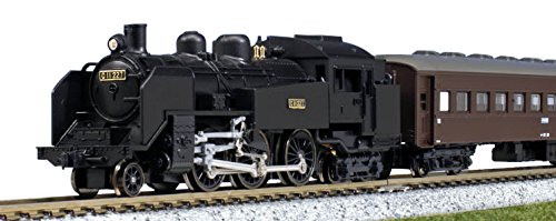 KATO Nゲージ 大井川鐡道 SL かわね路 号 4両 10-244 鉄道模型 客車