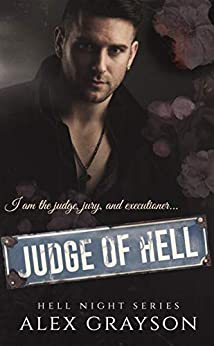 Judge of Hell (Hell Night Series Book 3) by [Grayson, Alex]