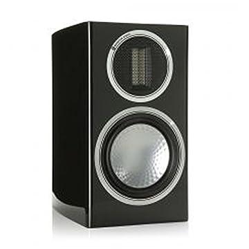 モニターオーディオ 2ウェイブックシェルフ型スピーカーピアノブラック【ペア】Monitor Audio GOLD50PB