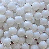 ruixuered-トリッキーノベルティ40mm / 1.6インチ150個入りボール練習ピンポンボール卓球ボールセット - ホワイト