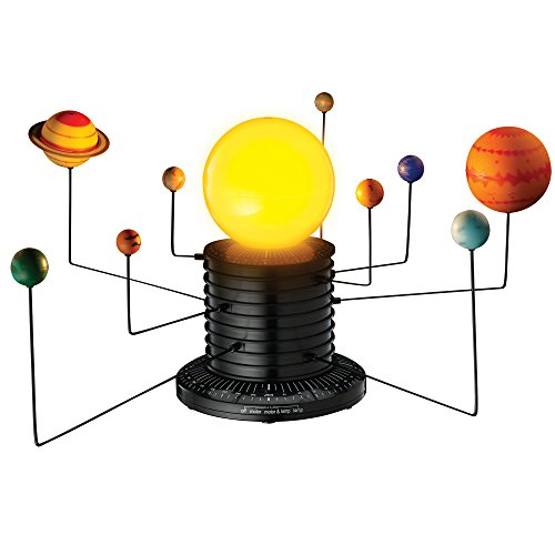 Educational Insights GeoSafari Motorized Solar System 【知育玩具 理科教材 ソーラーシステム】 電動型太陽系 & プラネタリウム 正規品