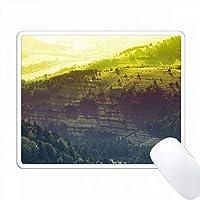 超現実的な牧草地の色 PC Mouse Pad パソコン マウスパッド