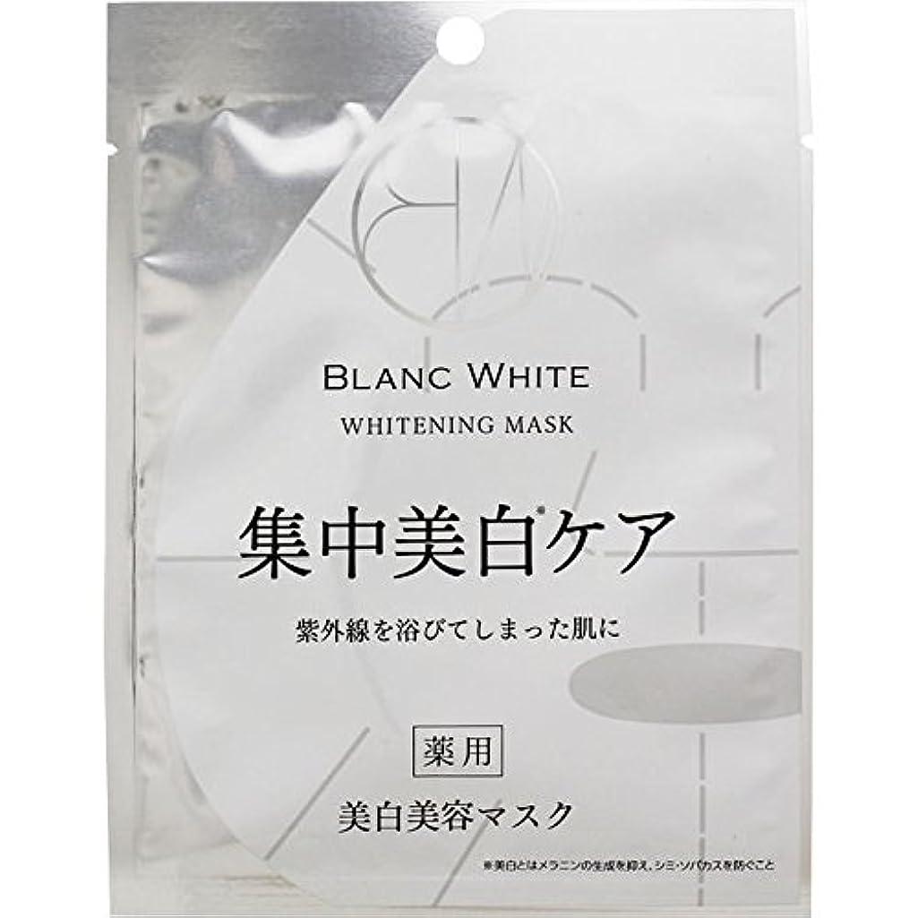 標高センターパイロットブランホワイト ホワイトニングマスク 1枚【21ml】 (医薬部外品)