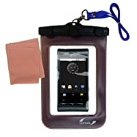 Underwater Case for the LG Optimus S–天気、安全に保護防水ケースagainst the elements