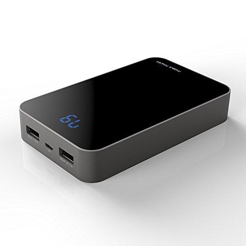 MAXOAK モバイルバッテリー大容量13000mAh...
