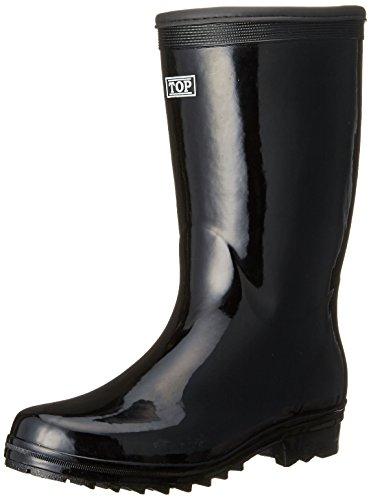 [キタ] kita レインブーツ 軽半長靴 KR-881 ブラック(ブラック/26.0)