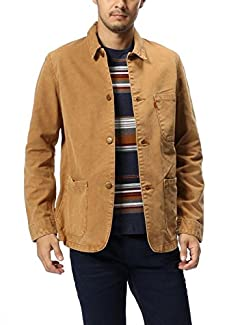 Levi's Engineer's Coat 19293: 0001 Monk's Robe