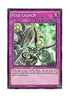 遊戯王 英語版 MP15-EN241 Void Launch 殻醒する煉獄 (スーパーレア) 1st Edition