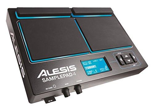 Alesis サンプリングパッド 4パッド MIDI端子 SDカード対応 SamplePad 4