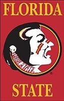 パーティー動物スポーツファンNCAA Team Florida State Seminolesアップリケバナー国旗