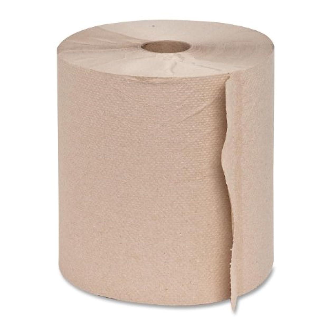 類人猿効率的ペンスGenuine Joe GJO22600 Hardwound Roll Towels- 2in.Core- 7-.88in.x800ft.- 6 Rolls-CT- BN