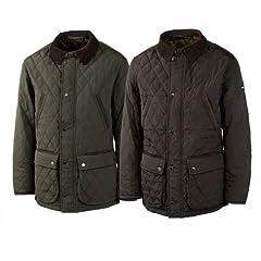 Hackett Paddock Jacket HM400094: Olive, Chocolate